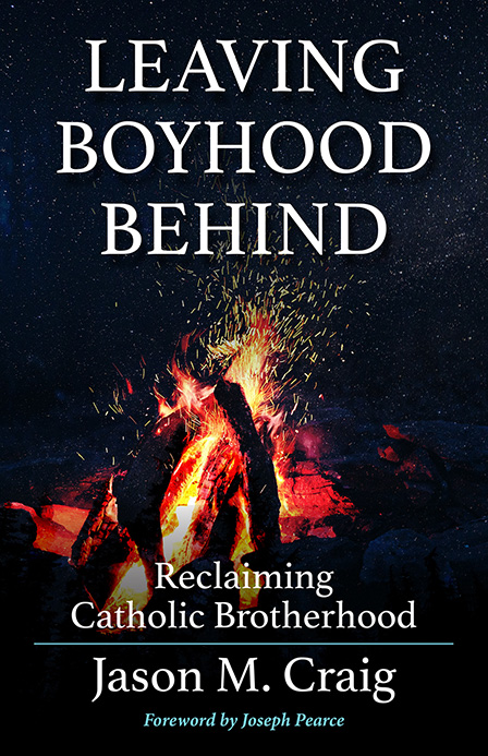 Leaving Boyhood Behind by Jason Craig