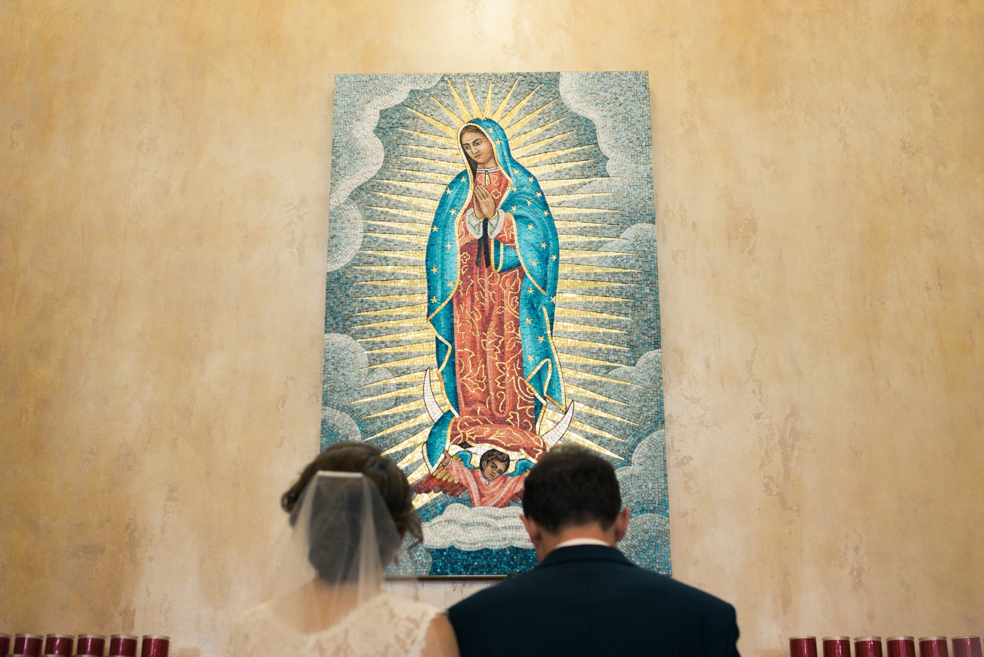 "A Wedding Homily: ""Pray Your Rosary"""