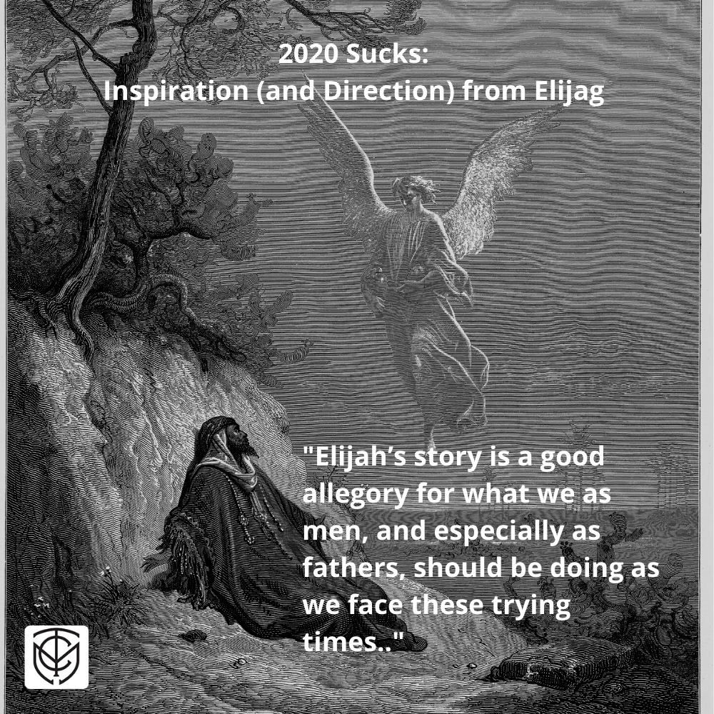 2020 Sucks: Inspiration (and Direction) from Elijah the Prophet