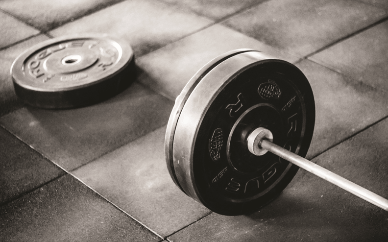 The Barbell Doesn't Coddle